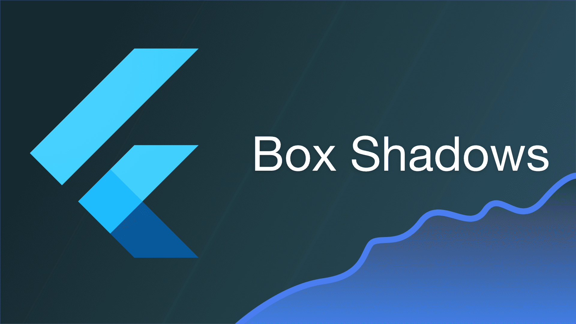 Using Box Shadows in Flutter cover image